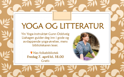 Yoga og litteratur