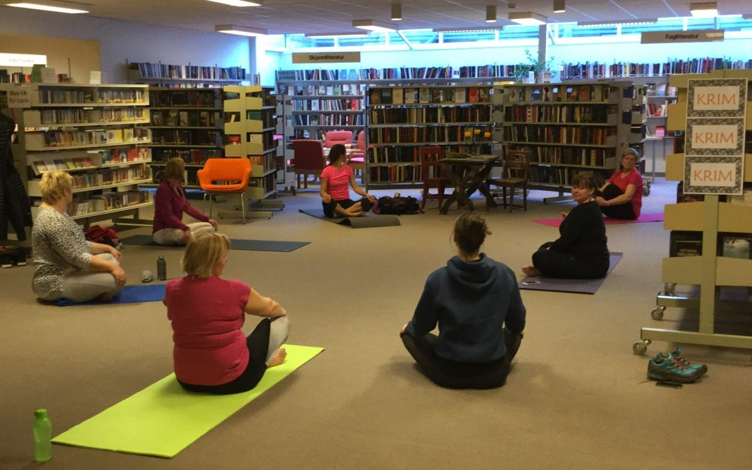 Litteratur-yoga