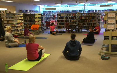 Yoga & Litteratur